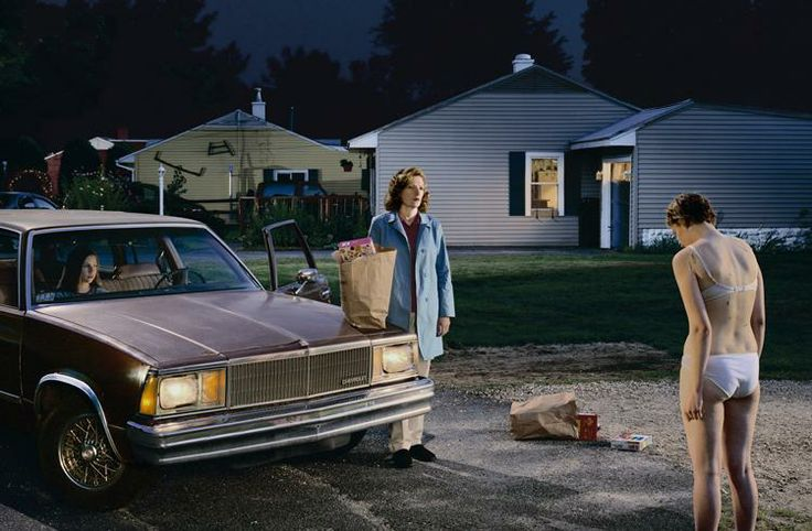 Spilt Milk - The Photography Of Gregory Crewdson