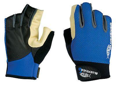 Gloves 65974: Aftco Bluefever Short Pump Long Range Fish Fighting Gloves Xl Glovesplrxlblue -> BUY IT NOW ONLY: $32.49 on eBay!