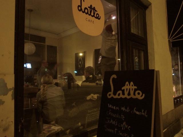 Latte Cafe