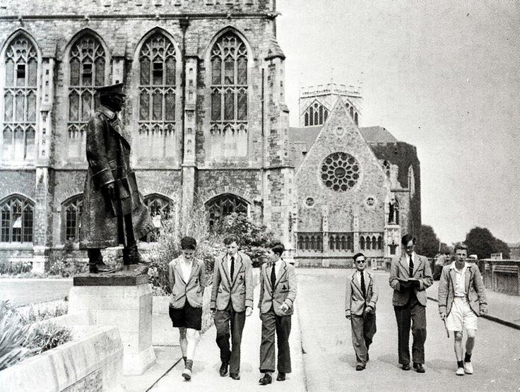 1950s Earl Haig, Clifton College, Bristol BS8