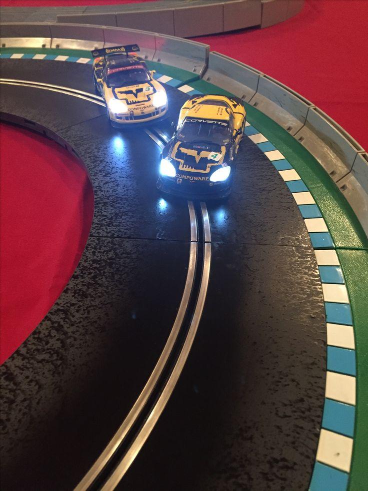 SCX 1/32 Digital Slot Car Racing