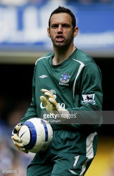 Richard Wright - Everton