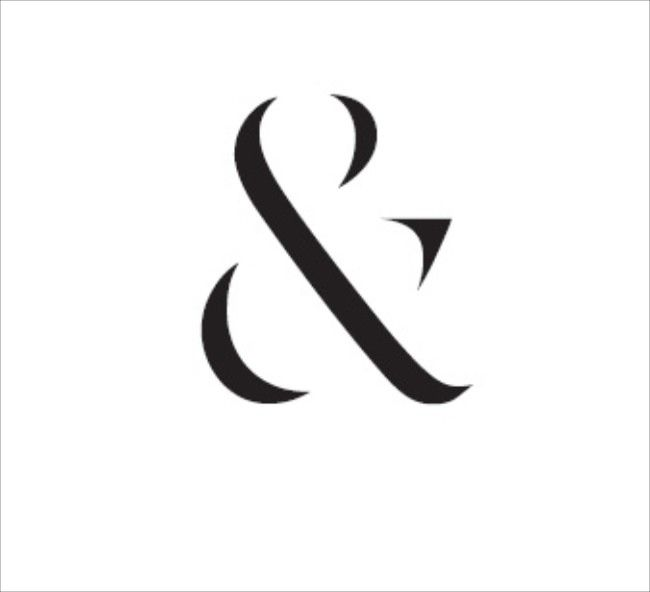 Ampersand   Negative Space