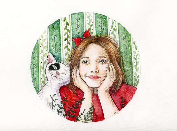 Childhood memories by TINA MINOR (c)