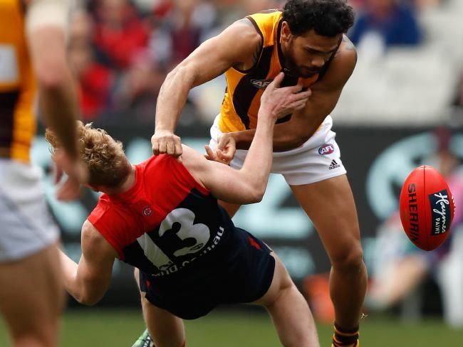 AFL MRP: Cyril Rioli, Sam Mitchell escape bans but James Sicily offered one-match | Herald Sun