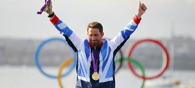 "Sir Ben Ainslie awe-struck by accolade | Team GB.  Ben Ainslie has labelled it an ""incredible honour"" to receive a knighthood in the New Year Honours for services to sailing.  The knighthood caps an incredible year in which he retired from Olympic competition after winning his fourth gold in the waters around Weymouth and Portland before switching his attention to British success at the America's Cup."