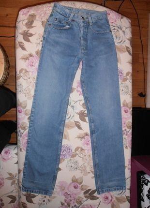 A vendre sur #vintedfrance ! http://www.vinted.fr/mode-femmes/jeans/21631398-jean-vintage-taille-34