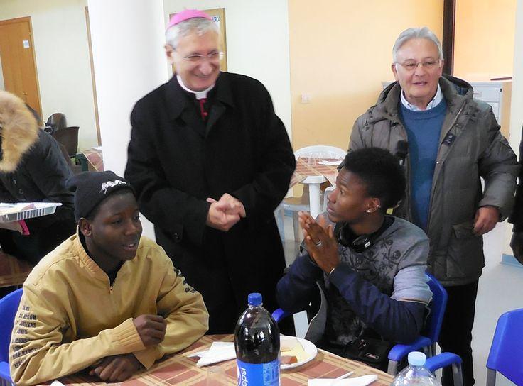 A Taranto una Epifania di solidarietà con la Mensa dei Popoli