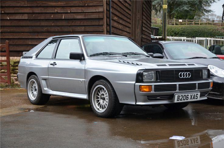 Audi Quattro Sport SWB. Photo Credit: Mark Constanduros