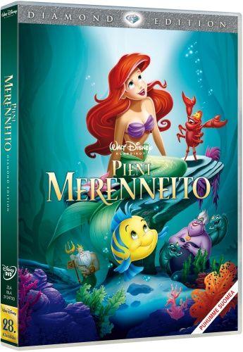 Disney 28: Pieni merenneito - Special Edition (DVD)
