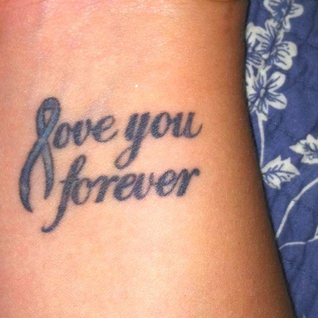 best 25 colon cancer tattoos ideas on pinterest cancer awareness tattoo cancer survivor. Black Bedroom Furniture Sets. Home Design Ideas