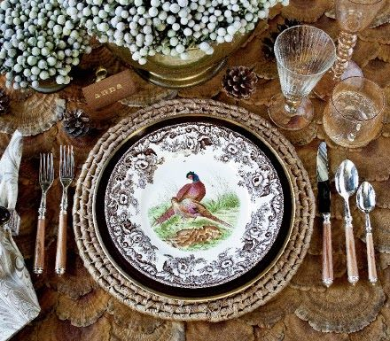 Photo by Laurey W. Glenn via Southern Living Happy Thanksgiving, friends. I hope you have a wonderful holiday, shared with people you l...
