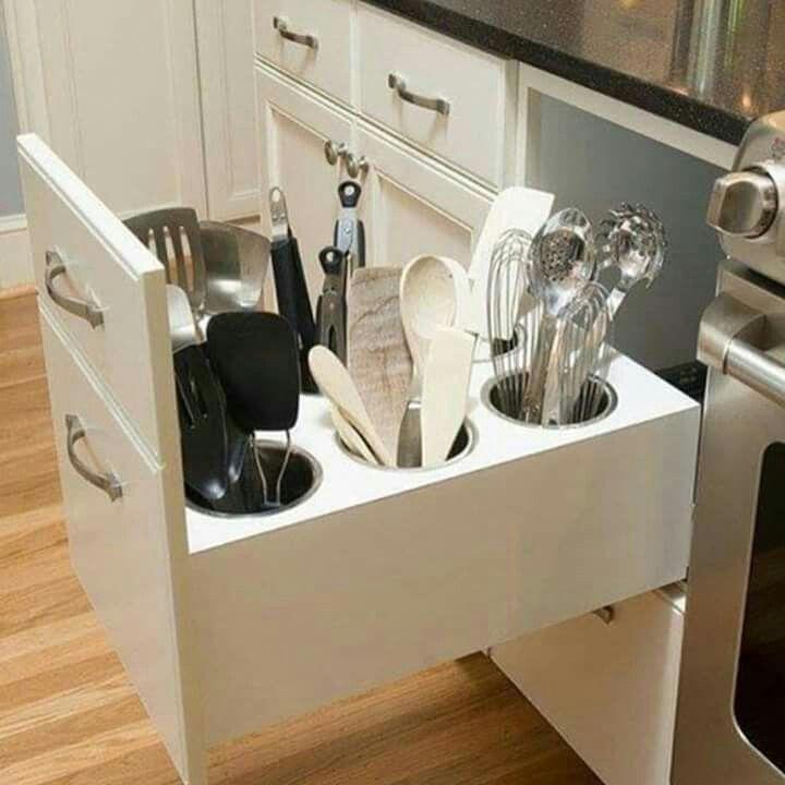 Tidy utensils
