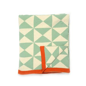 Currently inspired by: Wind Farm Throw Blanket Green on Fab.com