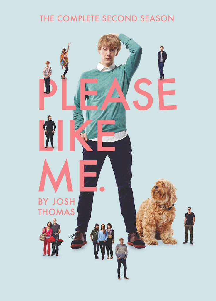 Please Like Me by Josh Thomas - Tolle Serie! Läuft im Moment auf einsfestival