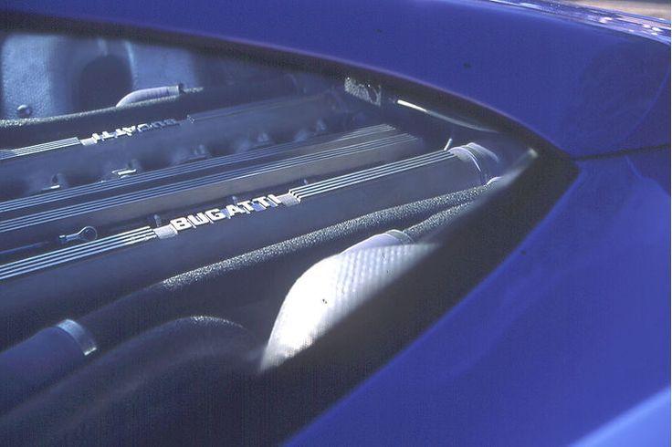 Gebrauchte Supersportwagen: Bugatti EB 110: Was Sie bei einem gebrauchten Bugatti beachten müssen - AUTO MOTOR UND SPORT
