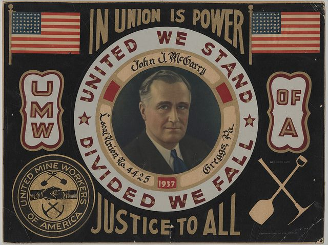 United Mine Workers of America: Local Union No. 4425: In u… | Flickr - Photo Sharing!