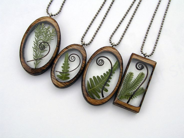 Resin and wood pendants by BuildWithWood | https://www.etsy.com/shop/BuildWithWood