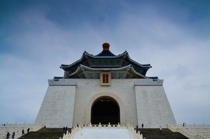 Top Attraction in Taipei - Chiang Kai-Shek Memorial Hall. Photography by JulieYehPhotography http://bit.ly/21sKBFo