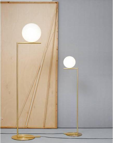 Lampadaire ic light flos