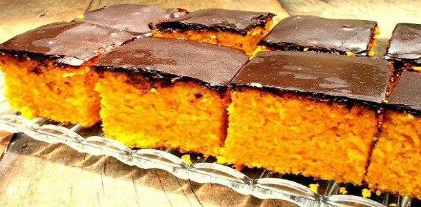 Como Hacer Tarta de Zanahoría PERFECTA con Chocolate! Si te gusta dinos HOLA y dale a Me Gusta MIREN … | Receitas Soberanas