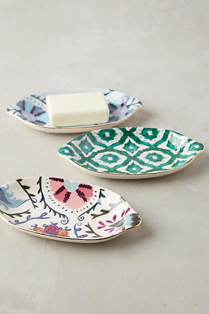 Jovana Soap Dish - anthropologie.com