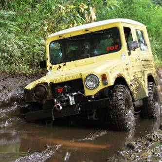 My F10 MudBath