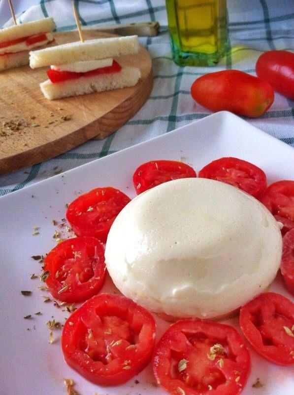 Mozzarellina vegetale | Veganly.it - Ricette vegane dal web
