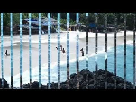 Bali beachfront villas