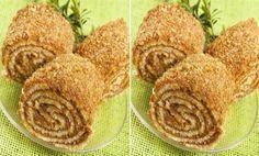 Egy mennyei diós tekercs receptje, ami eteti magát, annyira finom!