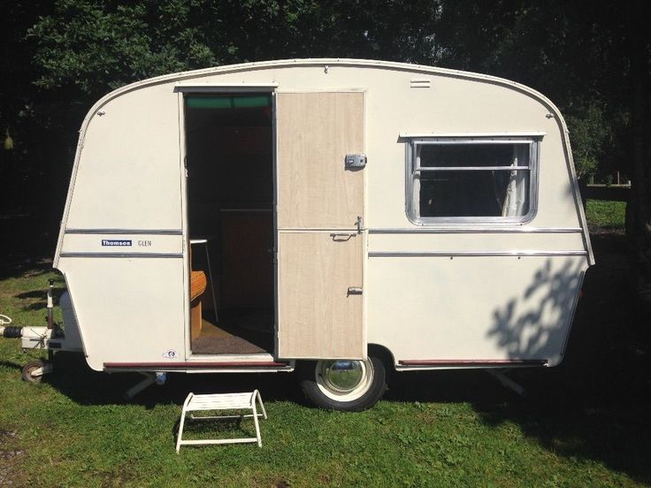 Vintage Classic Thomson Glen 4 berth caravan 1971 in Vehicle Parts & Accessories, Motorhome Parts & Accessories, Caravan Parts | eBay