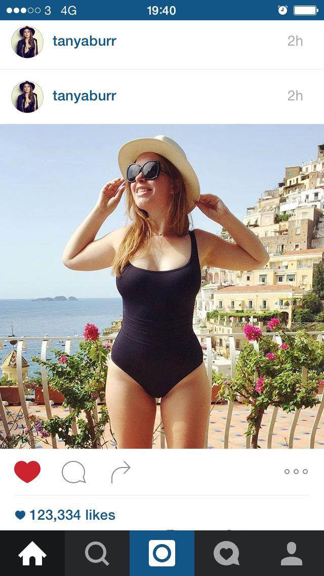 Tanya burr - body goals