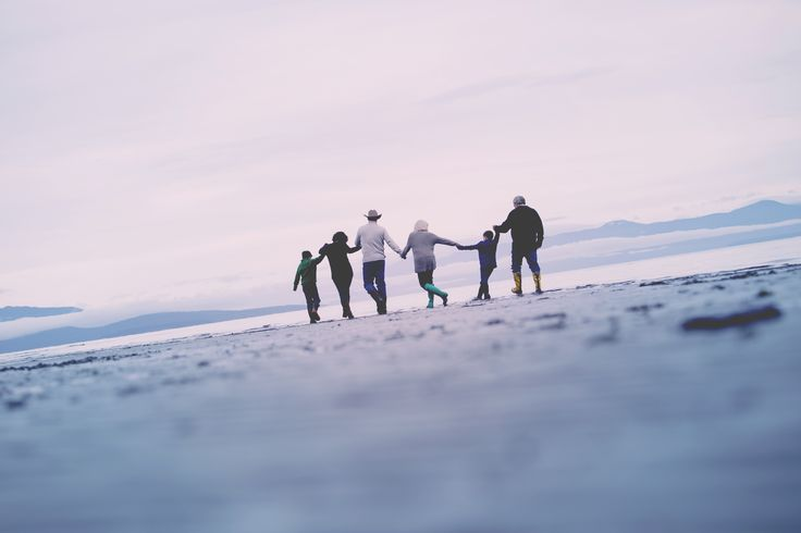 Vancouver Island Family / Family Photography / Beach Family Photos / Island Moments Photography