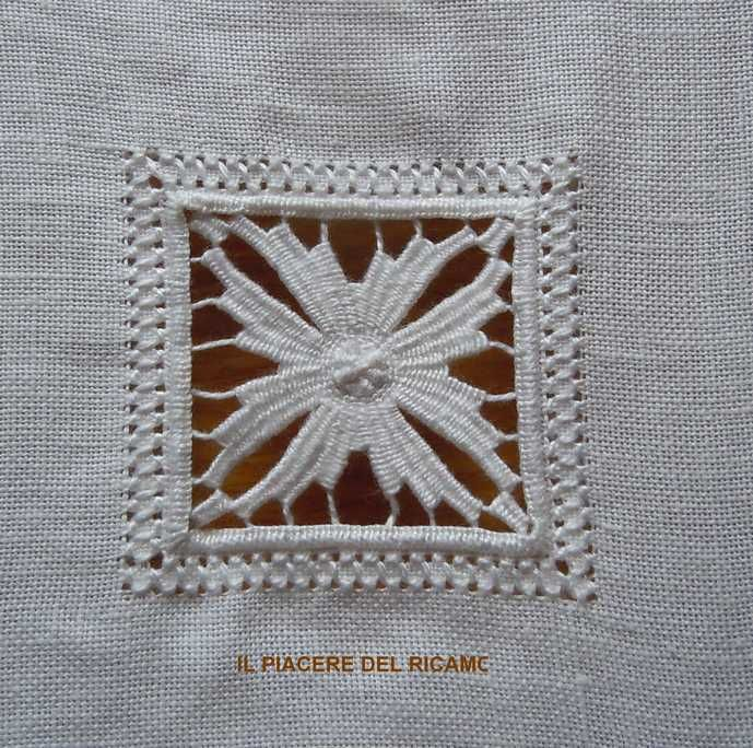 1 of 9 The white pictures show 1 to 5 of the starting of one of these stars. It's a different star but the begining is the same.   Pleasure embroidery: starlets cilaos
