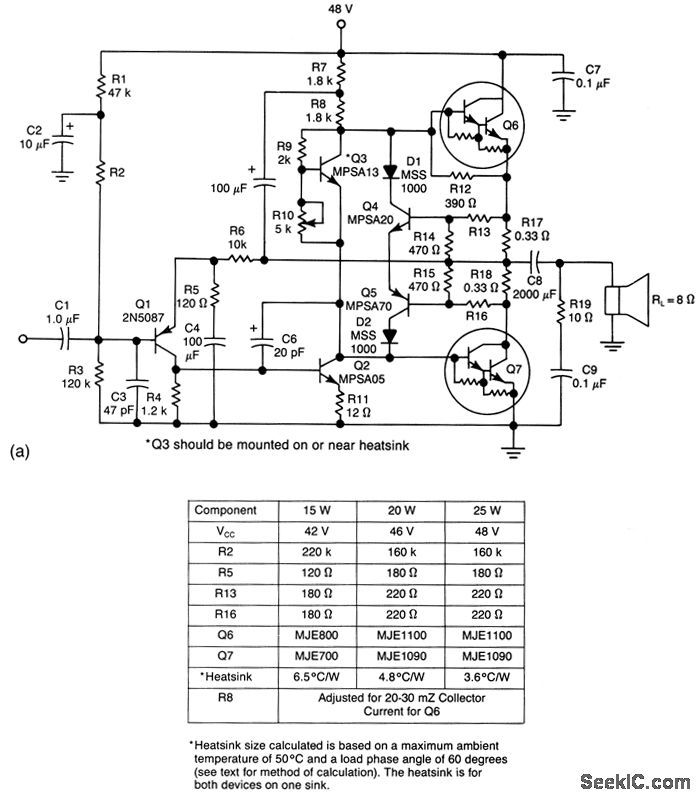An5276t схема усилителя