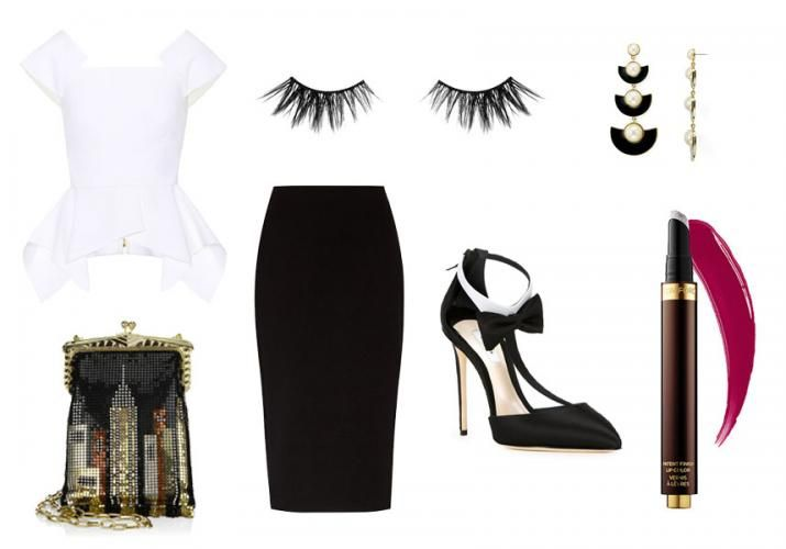 Outfit of the Week: Black Tie Optional