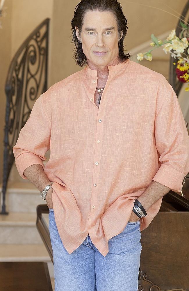 Actor Ronn Moss