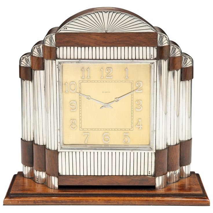 65 best art deco clocks ( large mantle / large wall ) images on ...