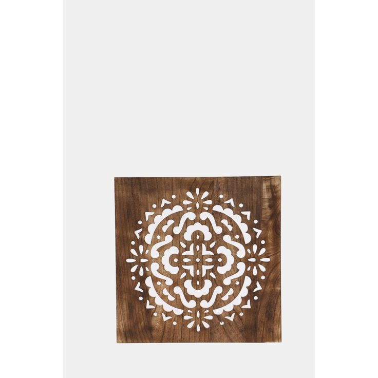 Give your room a stylish look with this wooden dimensional wall art. This will compliment a classic themed home and will give your room a focal point.Dimensional wall art from Mr Price Home