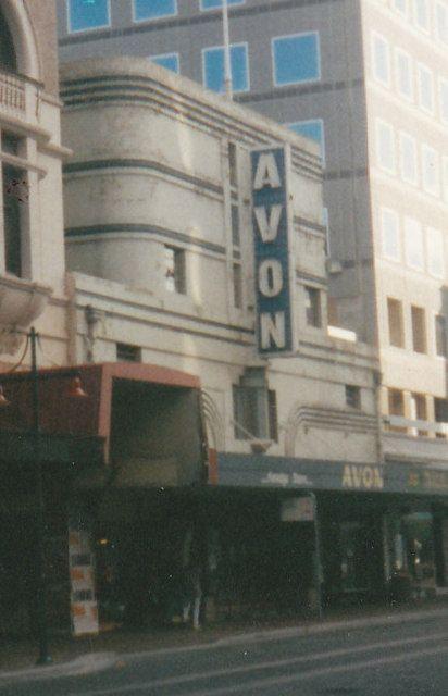 Avon Cinema, Christchurch, New Zealand