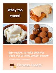 Healthy desserts using vegetables | Fitnesstreats.com...including mung bean brownies, white chocolate protein brownies, quinoa cookies, carrot and zucchini halqa, apricot carrot cookies, purple cabbage cake...