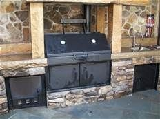 bbq grills and smokers custom made - Bing Images