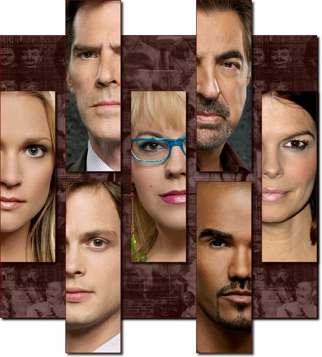 Criminal Minds  posters | USA-Series] Criminal Minds Season 8 [ Soundtrack ...