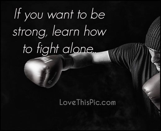 If you want to be strong quotes quote life inspirational wisdom lesson