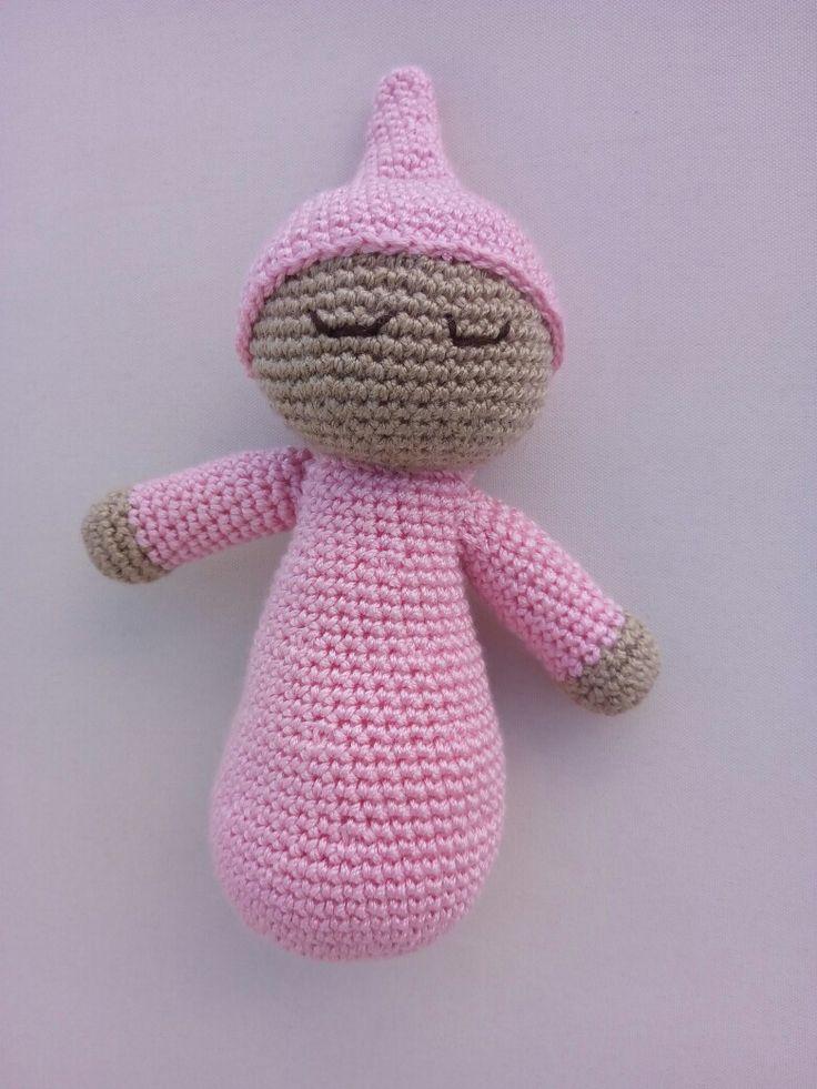 Dormilón a crochet