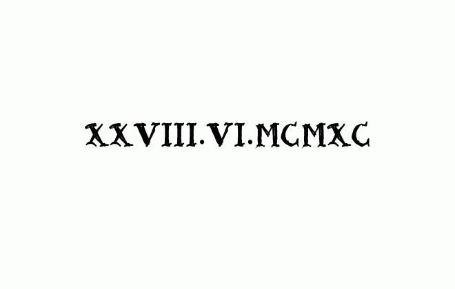 Шрифты для тату онлайн | Tattoo Fonts online