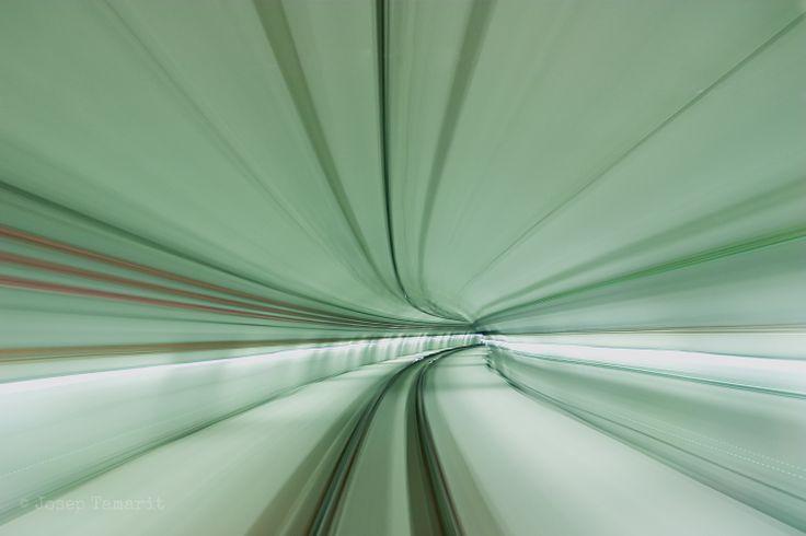 Metro Barcelona.