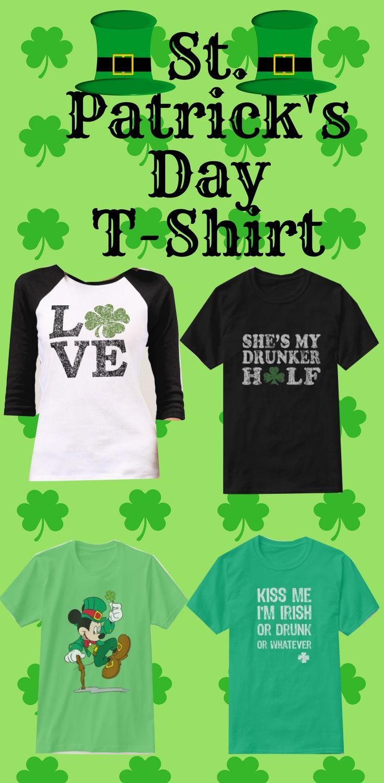 St. Patricks Day T-Shirt gift