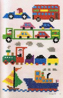 Revista: Cross Stitch Designs   Fazer Mais Fácil