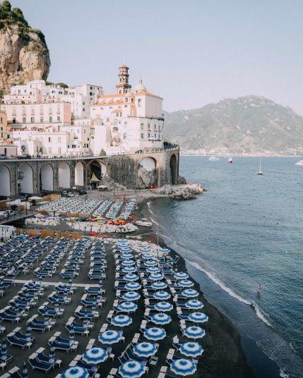 Lucy Rose Laucht | Amalfi Coast, Italy.